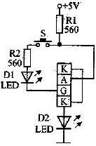 图2 可控硅检测电路