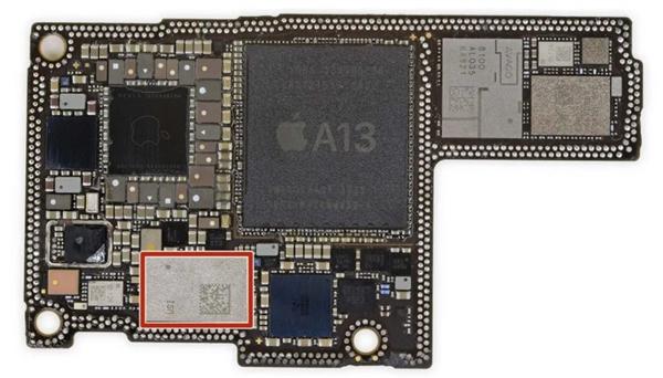 苹果自研芯片狂魔!iPhone 11 U1为自主设计芯片