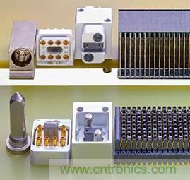 TE新款Nano RF模块及触点密度两倍于VITA 67射频模块