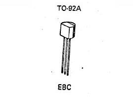 三极管S8050引脚图及功能参数