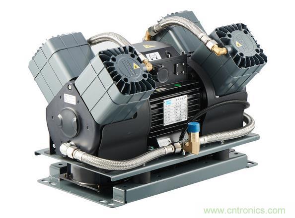 阿特拉斯·科普柯 LFe 系列车载无油活塞空气压缩机新品重磅上市